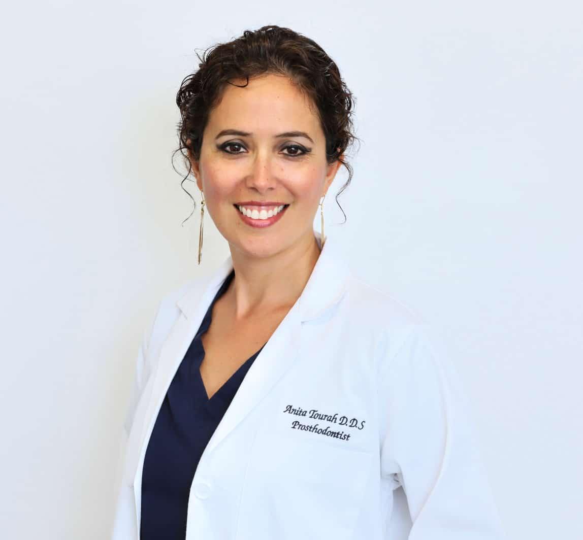 Dr. Anita Tourah - Prosthodontist at ArtLab Dentistry Brentwood