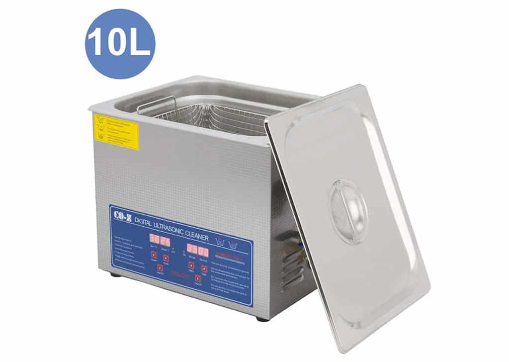 Tek Motion 10L Digital Professional Ultrasonic Cleaner