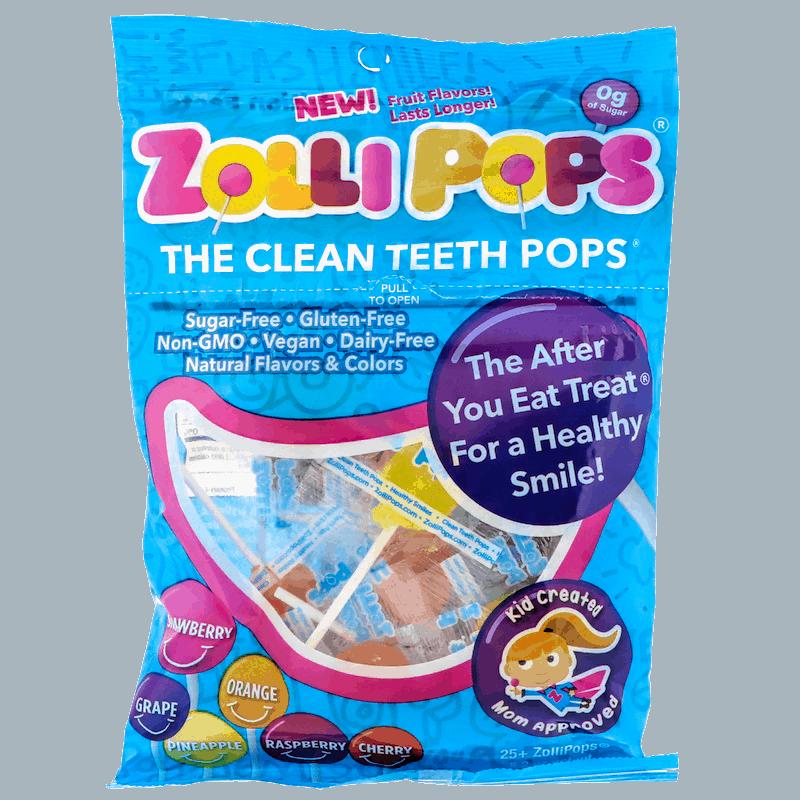 Zolli Pops - Healthy Snacks