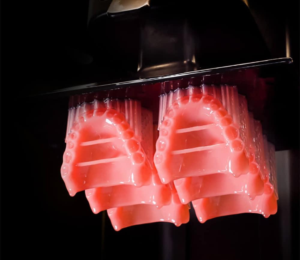 Carbon 3D Print - Dentures