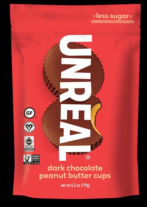Unreal Healthy Snacks - Sweets